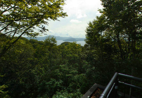 滝ノ沢展望台