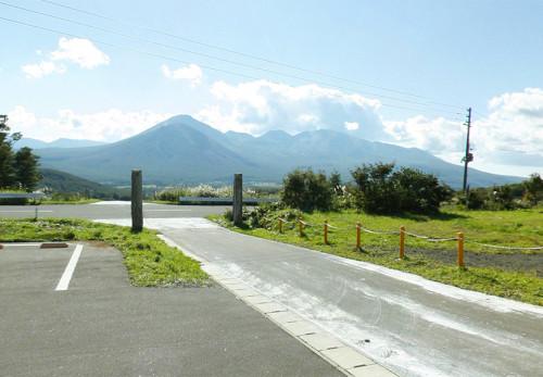 石倉山放牧場