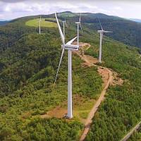 グリーンパワーくずまき風力発電